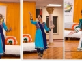 Ishita Mathur, Kritika Banerji Duet Bharatnatyam & Ahana Kataria Kathak Dance