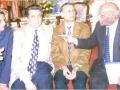 १० जनवरी २००६ हिन्दी दिवस पर न्यूयार्क शाखा संयोजक मेजर शेर बहादुर सिंह, प्रो. सुरेन्द्र गम्भीर, डा० वेद चोधरी, और डा० पी. जयरमन भारतीय कौंसलावास में