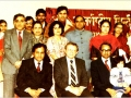 २ फरवरी १९८३ को प्रसाद-निराला जयंती के अवसर पर मुख्य अतिथ डा० पीटर गेफ्मा तथा डा० सुरेन्द्र गम्भीर