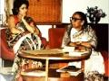 मई १९८२ में प्राचार्या शारदा वेदालंकार का सम्मान