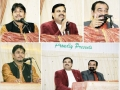 २६ अप्रैल २००८ को बौस्टन में आयोजित कवि सम्मेलन में डॉ. सुनील जोगी, श्री गजेन्द्र सोलंकी और डॉ. सुरेश अवस्थी