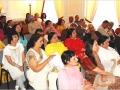 श्रीमती नीलू गुप्ता भारतीय दूतावास, वाशिंगटन डी.सी. में अन्तर्राष्ट्रीय हिन्दी समिति द्वारा आयोजित एक काव्य गोष्ठी में संयोजक श्रीमती रेणु गुप्ता, श्री उदय शुक्ला, और दूतावास मंत्री संजय सिन्हा की अध्यक्षता में कविता पाठ करते हुए १३ अप्रैल २००८ को | श्रोतागणों में मेजबान उप प्रधान राजदूत रामिन्दर सिंह जस्सल एवं डा० स्मिता तिवारी जस्सल के साथ अन्तर्राष्ट्रीय हिन्दी समिति के प्रतिनिधि आनंद लेते